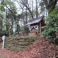 関ヶ原合戦 南宮山陣跡(垂井町)高山社・子安社