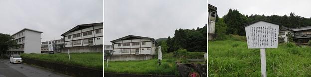 関ヶ原合戦 吉川広家陣跡(垂井町)