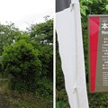 写真: 関ヶ原合戦 本多忠勝陣跡(関ケ原町)
