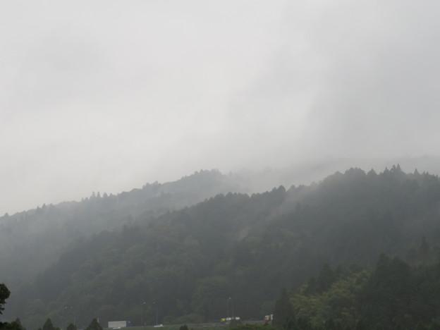 関ヶ原合戦 大谷吉継陣物見台(関ケ原町)松尾山
