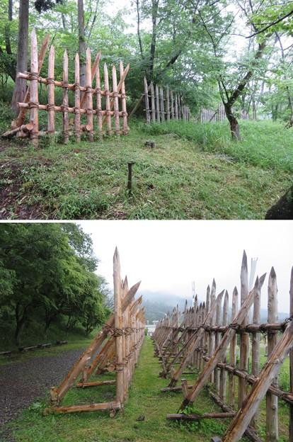 関ヶ原合戦 笹尾山陣跡(関ケ原町)