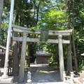 写真: 壬申の乱古戦場(関ケ原町)井上神社