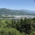 写真: 関ヶ原合戦 小早川秀秋陣跡/松尾山城(関ケ原町)