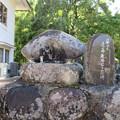 Photos: 長敬寺(郡上市)遠藤慶隆墓