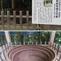 雄山神社 前立社殿(立山町岩峅寺1)岩峅寺湯立の釜
