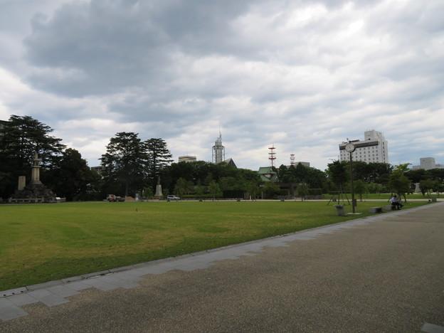 富山城(市営富山城址公園)