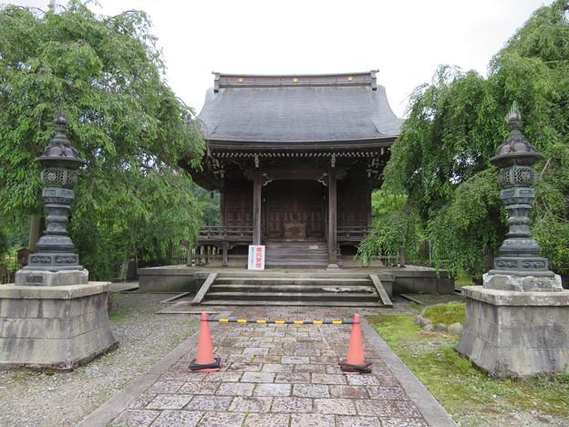 聞名寺(富山市)