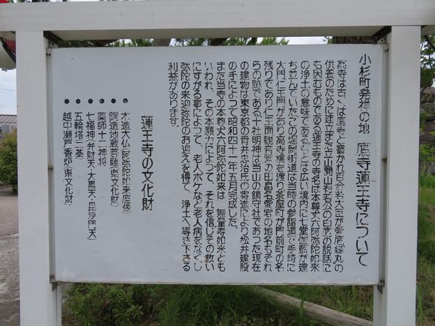 蓮王寺(射水市)