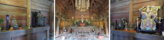 Photos: 瑞龍寺(高岡市関本町)仏殿