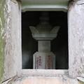 瑞龍寺(高岡市関本町)織田信忠廟