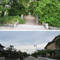 瑞龍寺(高岡市関本町)前田利長墓所・八丁道