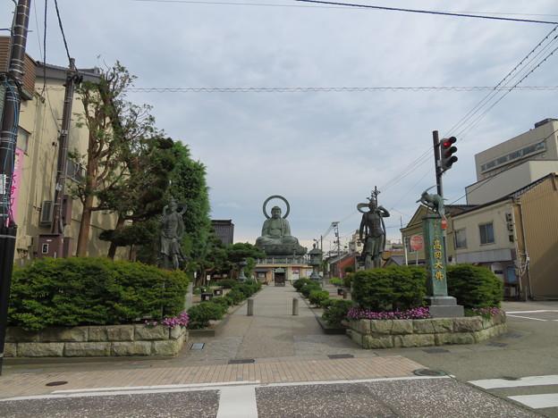 高岡大仏(高岡市)