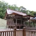 写真: 気多神社(高岡市伏木一宮)本殿