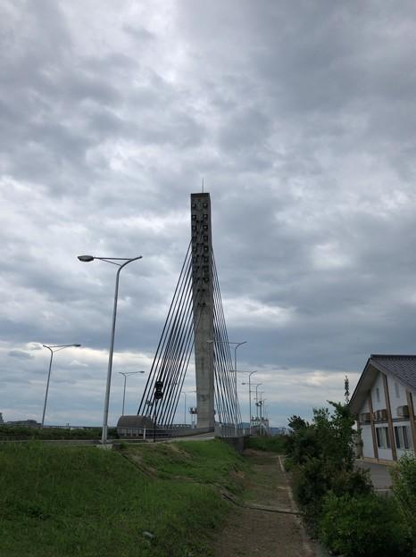 Photos: 比美乃江公園前(富山県氷見市)