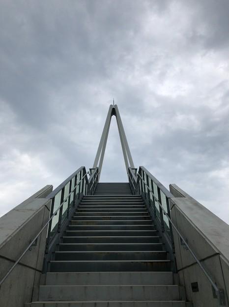 比美乃江公園(富山県氷見市)展望台