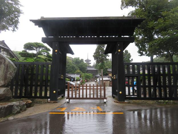 妙成寺(羽咋市)山門