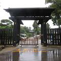 写真: 妙成寺(羽咋市)山門