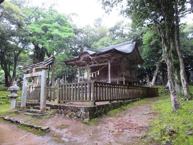 妙成寺(羽咋市)三十番神堂