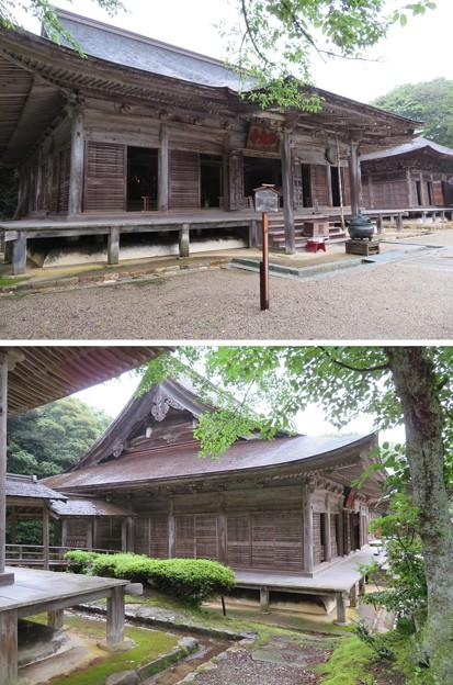 妙成寺(羽咋市)本堂