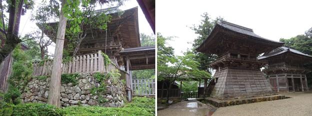 妙成寺(羽咋市)鐘楼