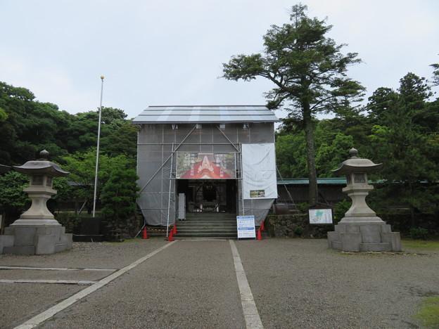 氣多大社(羽咋市)神門