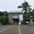 写真: 氣多大社(羽咋市)神門