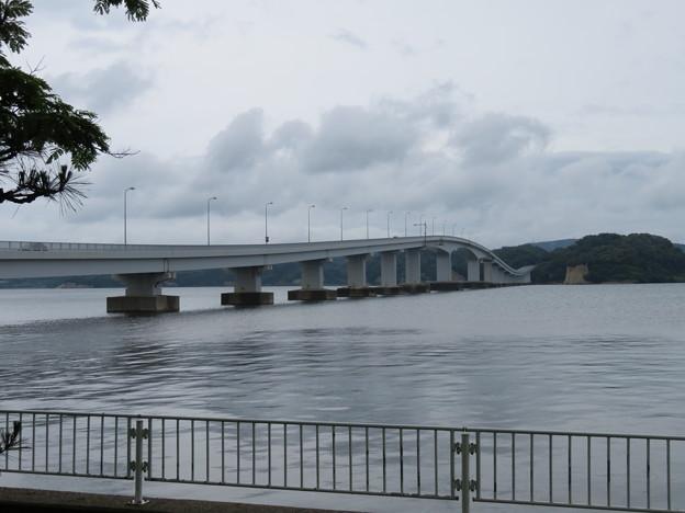 Photos: 能登島大橋(七尾市)南詰