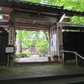 山の寺寺院群 本行寺(七尾市)山門