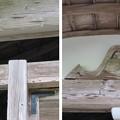 Photos: 山の寺寺院群 本行寺(七尾市)本堂玄関