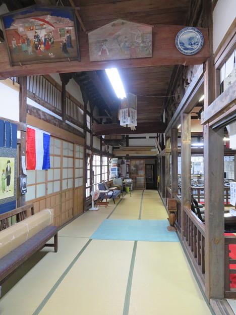 山の寺寺院群 本行寺(七尾市)本堂