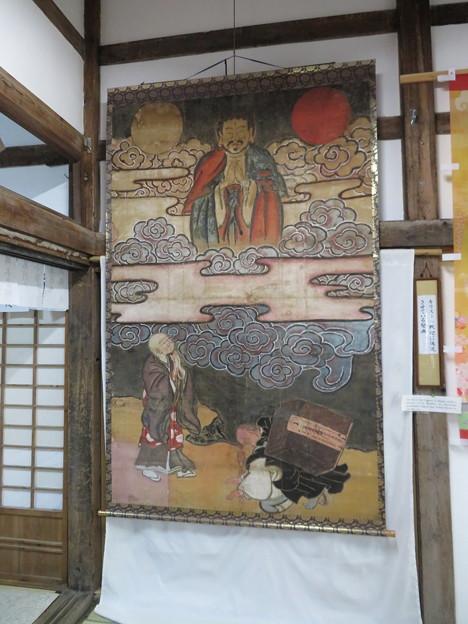 山の寺寺院群 本行寺(七尾市)釈迦像
