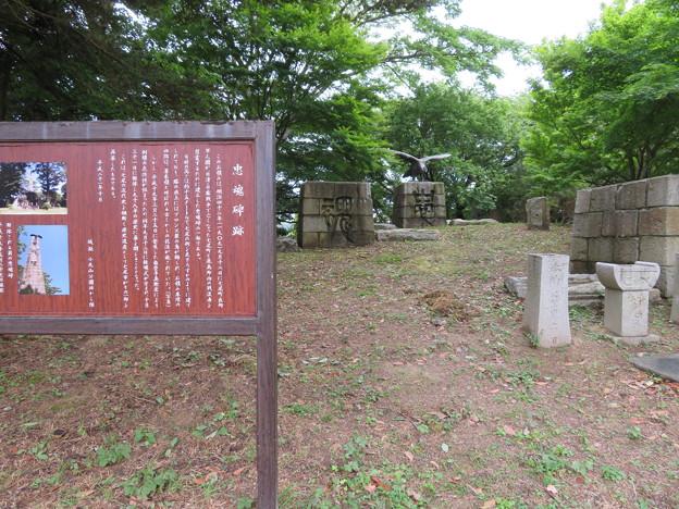小丸山城(七尾市営 小丸山城址公園)忠魂碑跡