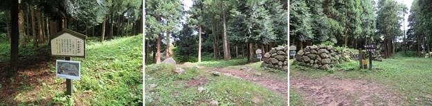 七尾城(石川県)遊佐屋敷