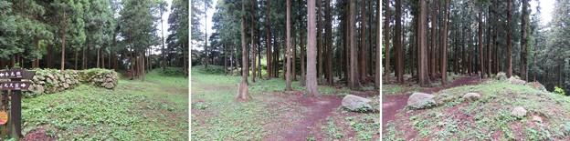 七尾城(石川県)桜馬場