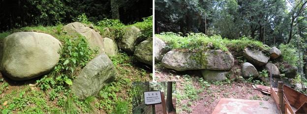 Photos: 七尾城(石川県)西の丸桝形