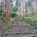 写真: 七尾城(石川県)調度丸下