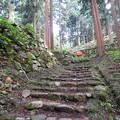 写真: 七尾城(石川県)調度丸北桝形