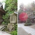 写真: 高瀬神社(南砺市)功靈殿