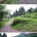 Photos: 相倉合掌造り集落(南砺市相倉)展望台道筋