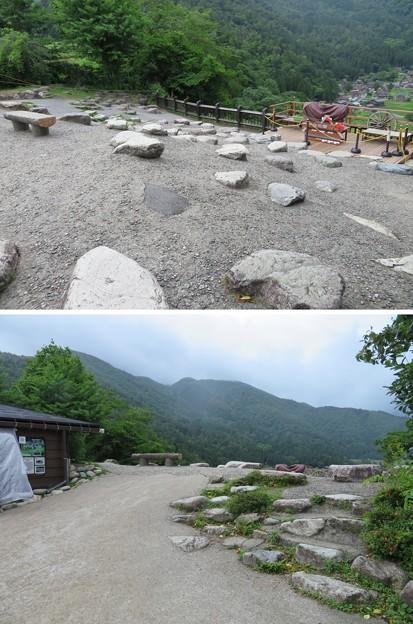 Photos: 白川郷 天守閣展望台(白川村)