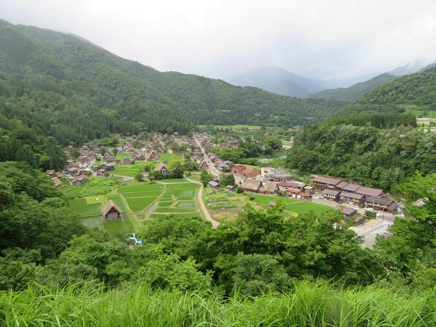 白川郷 天守閣展望台(白川村)