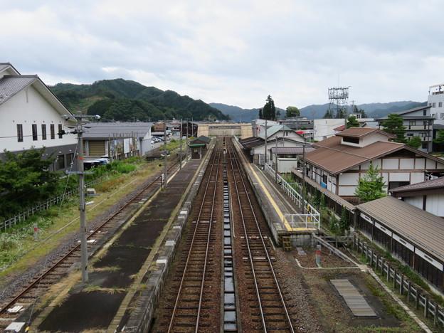 飛騨古川駅(岐阜県飛騨市)