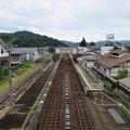写真: 飛騨古川駅(岐阜県飛騨市)