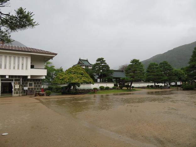 神岡城(飛騨市)鉱山資料館・模擬天守