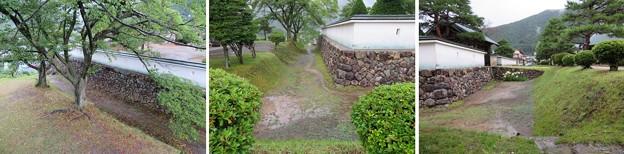 神岡城(飛騨市)内堀