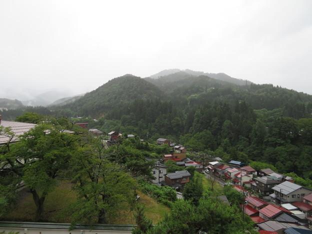 神岡城(飛騨市)より南西