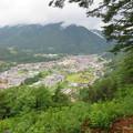 Photos: 高原諏訪城(飛騨市)主郭より