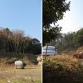 写真: 正坊山砦(市原市)