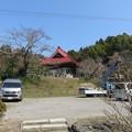 Photos: 庁南城(長生郡長南町)/長久寺本本堂