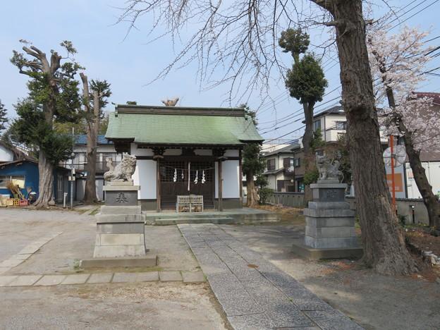 六所神社(市川市)